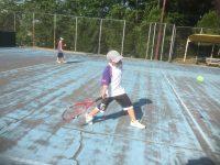テニス楽しい?