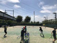 テニス始めてみませんか?