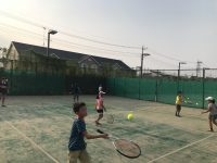 秋の入会キャンペーン残り10名 テニス始めよう!!