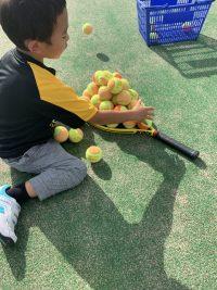 テニスをやったら!