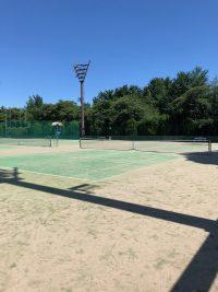 本日は涼しい!?ウィングローバルテニスアカデミー熊谷