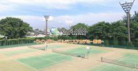 本日ダブルスのイベント行います!ウィングローバルテニスアカデミー熊谷