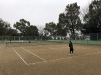 1月18日ジュニアイベントやりました!ウィングローバルテニスアカデミー熊谷