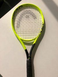 HEADの新作がウイングローバルテニスアカデミー熊谷に