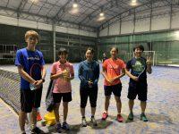 引退! 幕張テニススクール