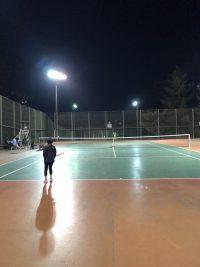 ゲーム練習 テニススクール