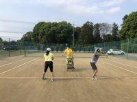 テニストレーニング動画!智光山公園テニススクール
