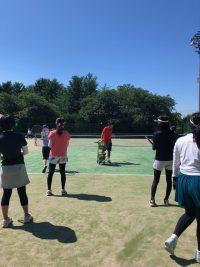 テニス秋の入会キャンペーン…