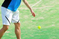 本日熊谷で3時間のイベントを行いました!智光山公園テニススクール