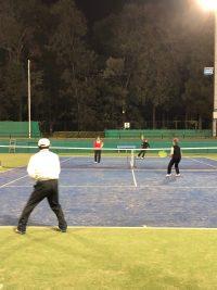 先着10名限定なんです!智光山公園テニススクール
